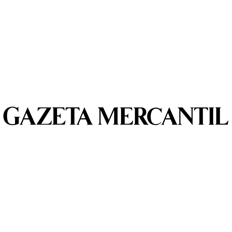 free vector Gazeta mercantil
