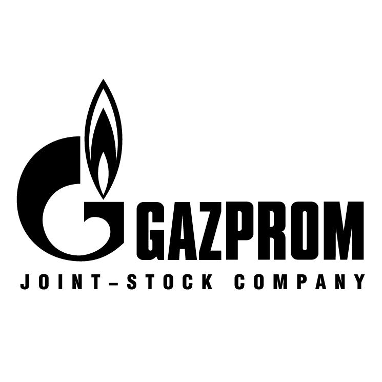 free vector Gazprom 3
