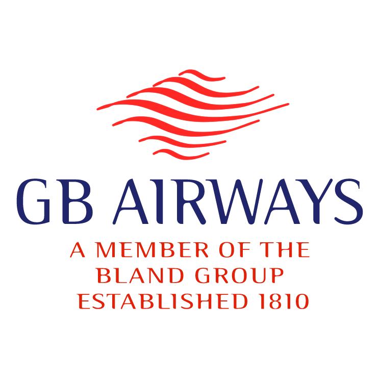 free vector Gb airways