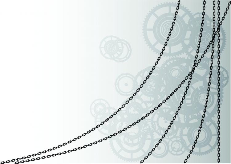 gear chains 4442 free eps download 4 vector