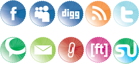 free vector Gear circular icon vector web20