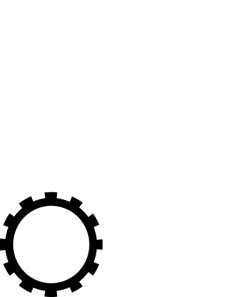 free vector Gear clip art