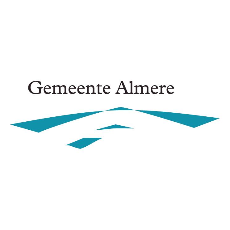 free vector Gemeente almere 0