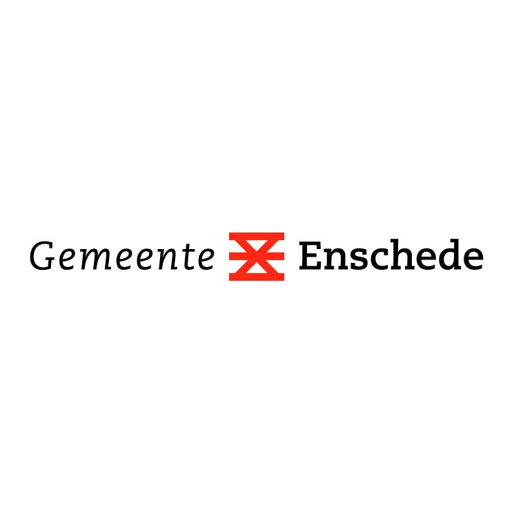 free vector Gemeente enschede