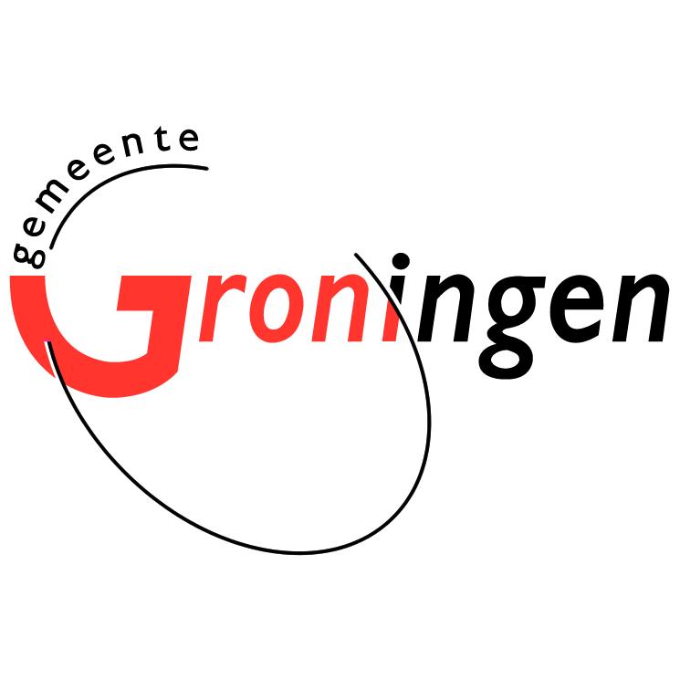 free vector Gemeente groningen