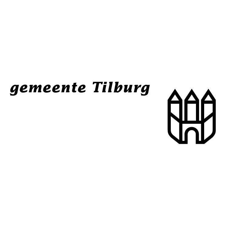 free vector Gemeente tilburg