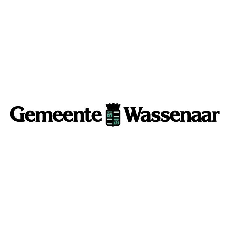 free vector Gemeente wassenaar