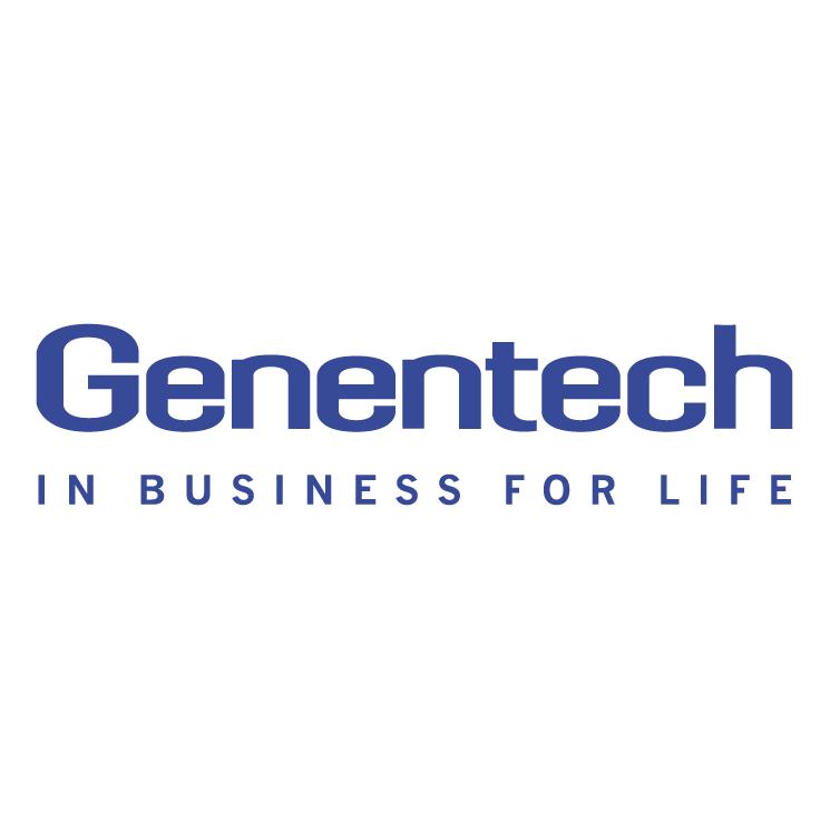 free vector Genentech 0