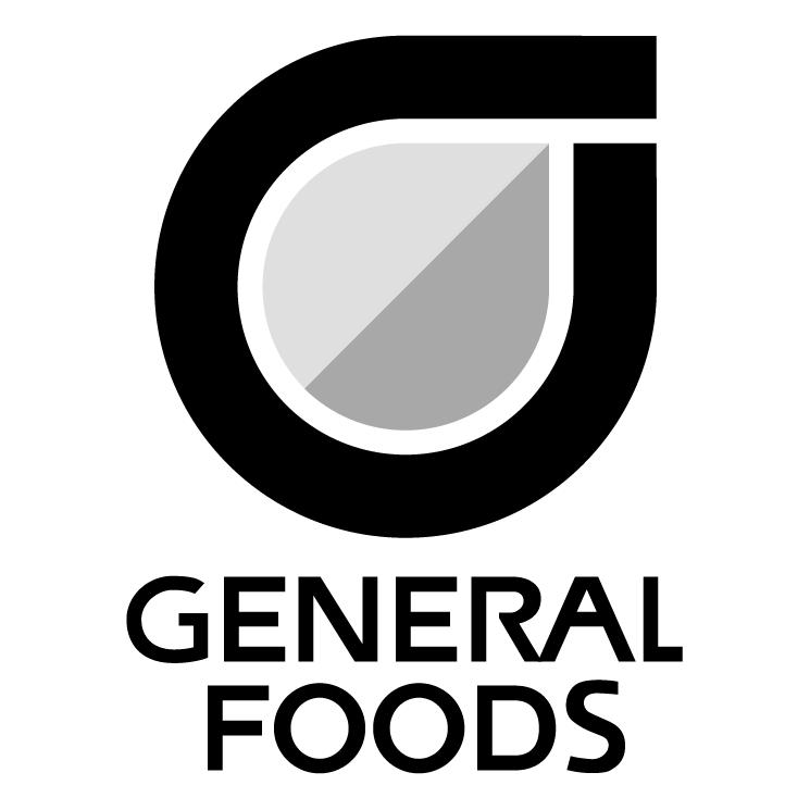 free vector General foods