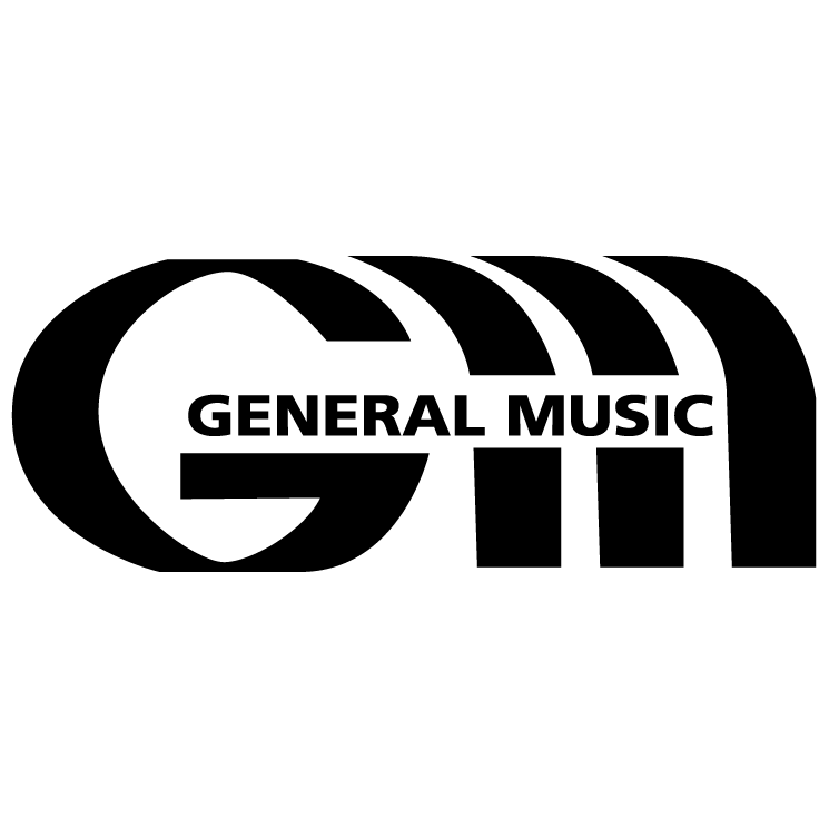 Music Records Logo General Music Records Free