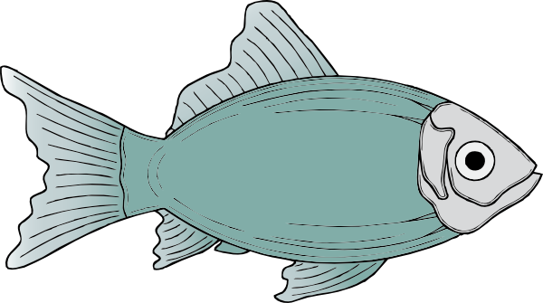 generic fish clip art free vector 4vector rh 4vector com clipart of a fisherman fisherman clipart