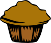 free vector Generic Muffin clip art