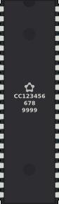 free vector Generic Pins Ic clip art