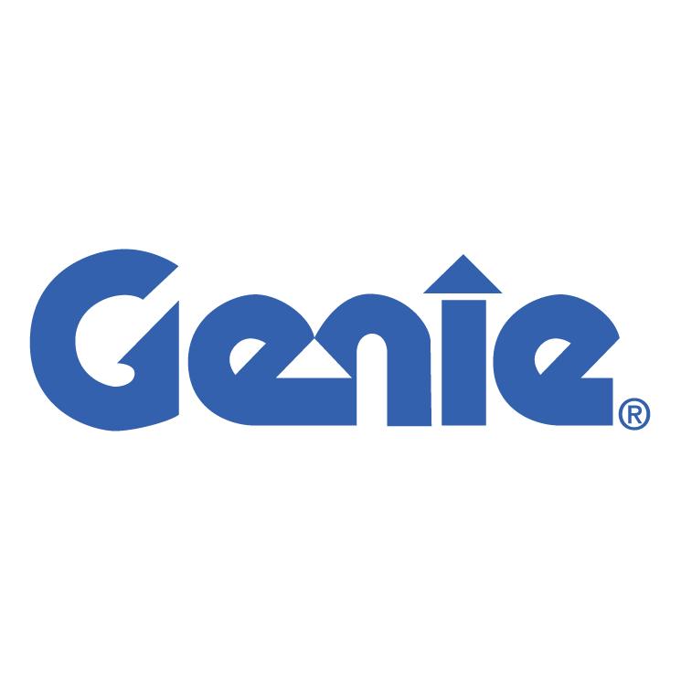 free vector Genie industrial