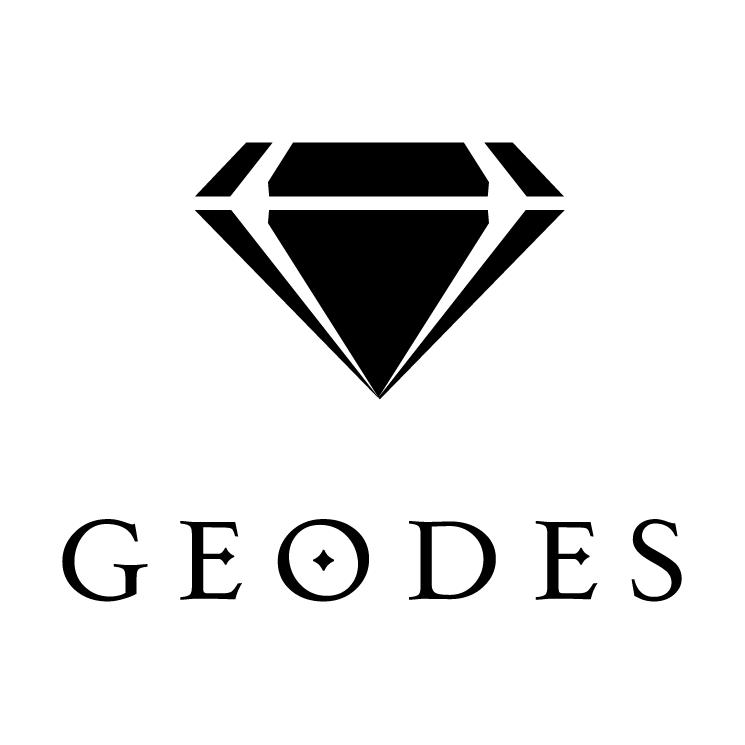 free vector Geodes