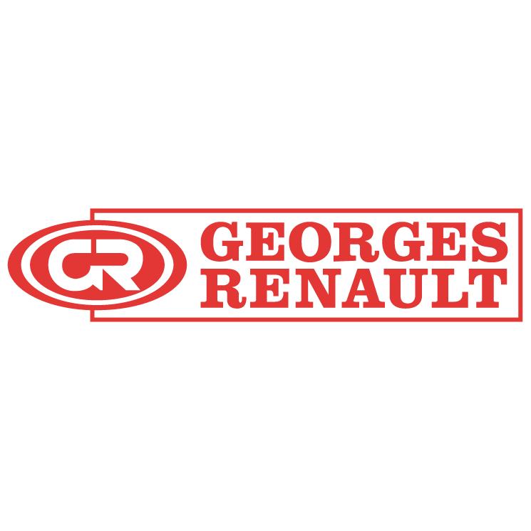 free vector Georges renault