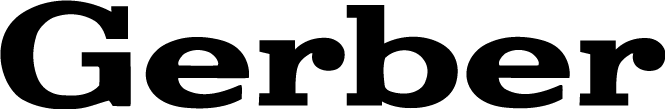 free vector Gerber logo