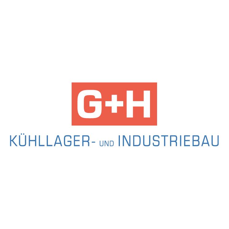 free vector Gh kuehllager und industriebau