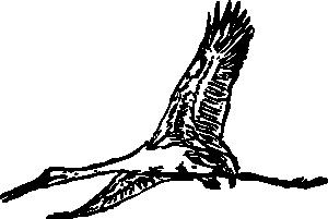 free vector Giant Crane clip art