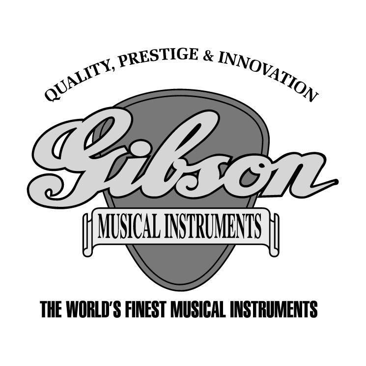 free vector Gibson 4