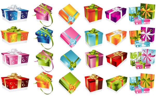 free vector Gift Box Vector Gift Gift Boxes Boxes