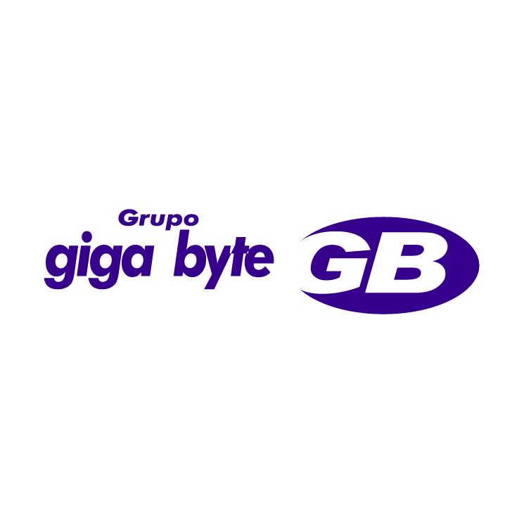 free vector Giga byte