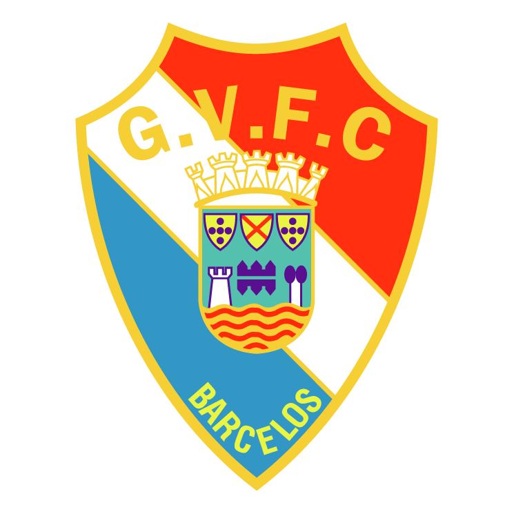 free vector Gil vicente futebol clube de barcelos