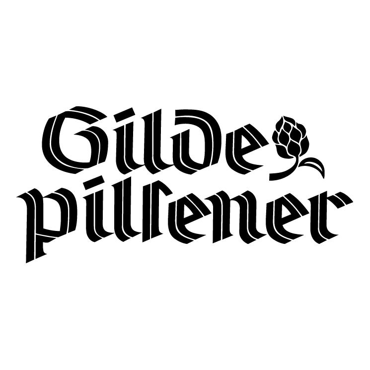 free vector Gilde pilsener