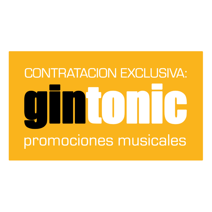 free vector Gintonic