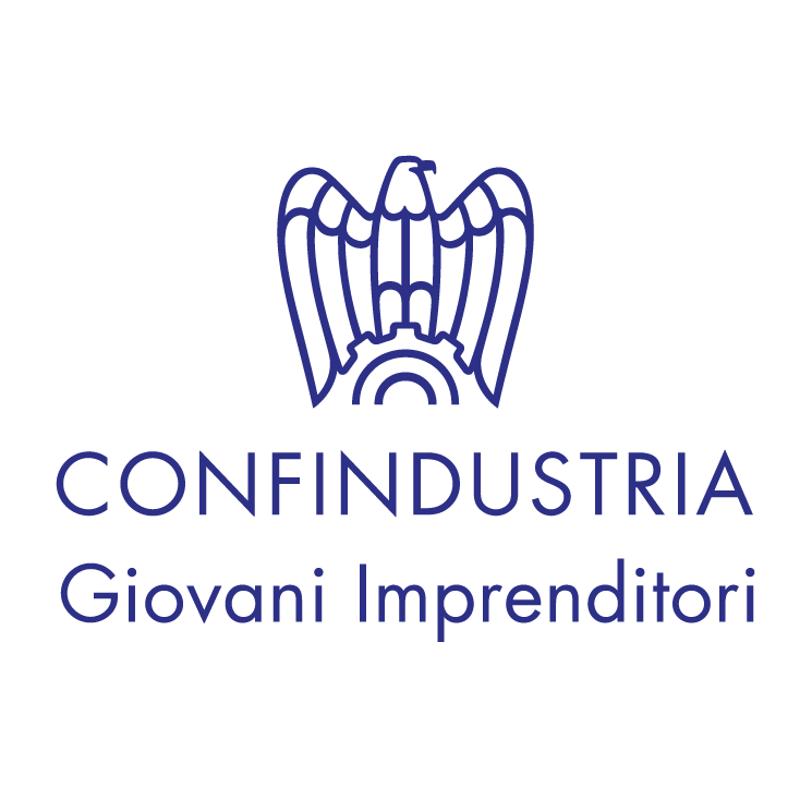 free vector Giovani imprenditori confindustria 0