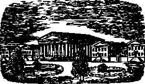 free vector Girard College clip art