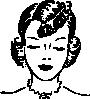 free vector Girls Hair Style clip art