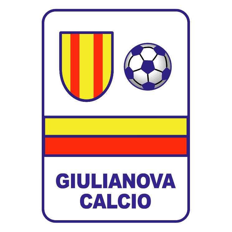 free vector Giulianova calcio