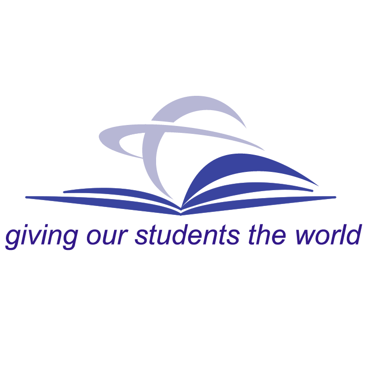 free vector Giving our students the world