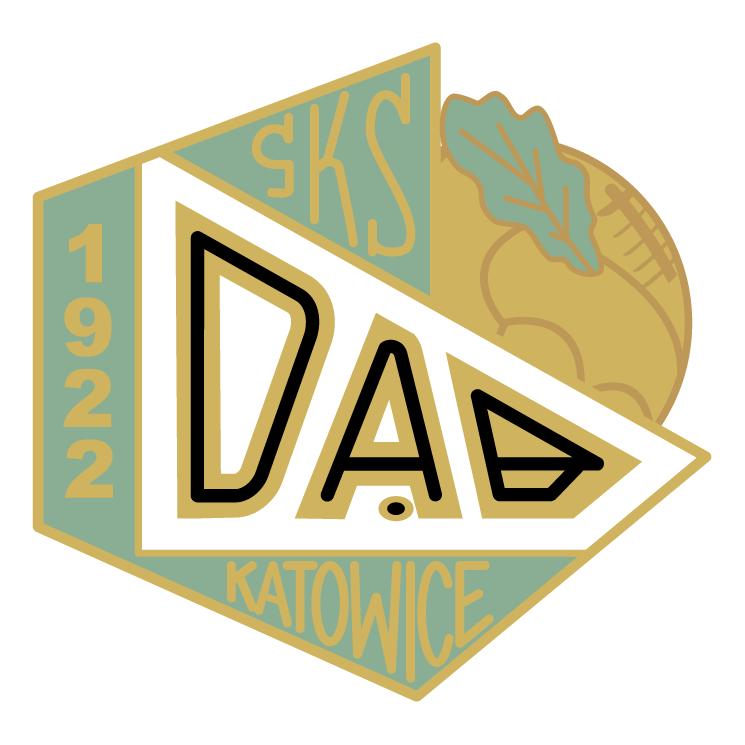 free vector Gks dab katowice