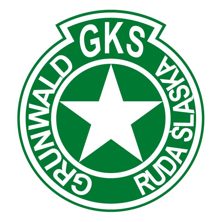free vector Gks grunwald ruda slaska