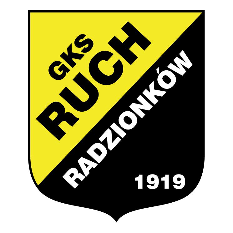 free vector Gks ruch radzionkow