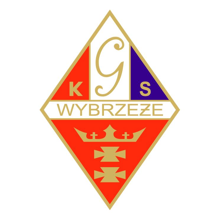 free vector Gks wybrzeze gdansk