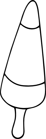 free vector Glace_06_bw clip art