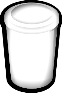 free vector Glass Cup clip art