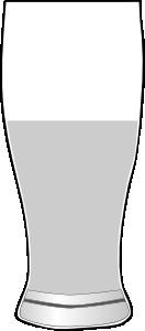 free vector Glass Of Milk clip art