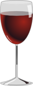 free vector Glass Of  Wine clip art