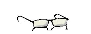 free vector Glasses  clip art