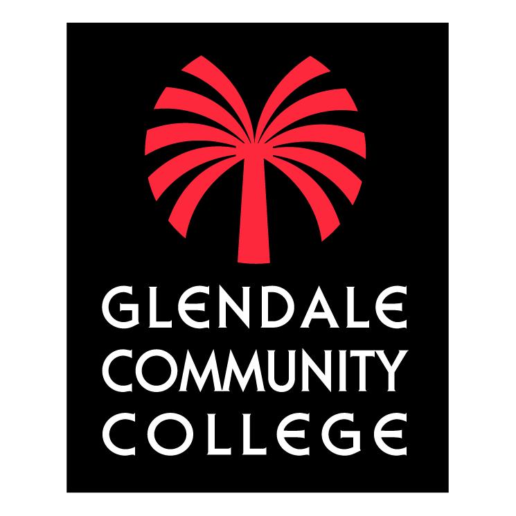 free vector Glendale community college 1
