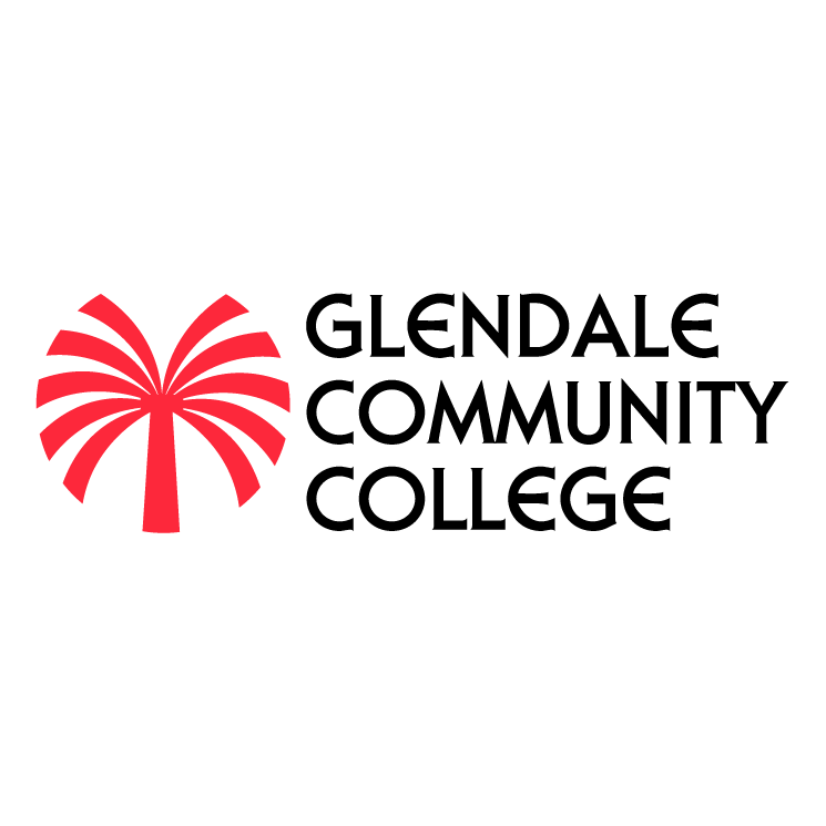 free vector Glendale community college