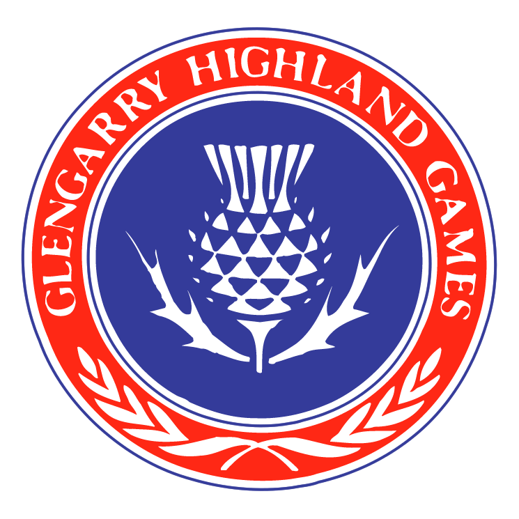 free vector Glengarry highland games