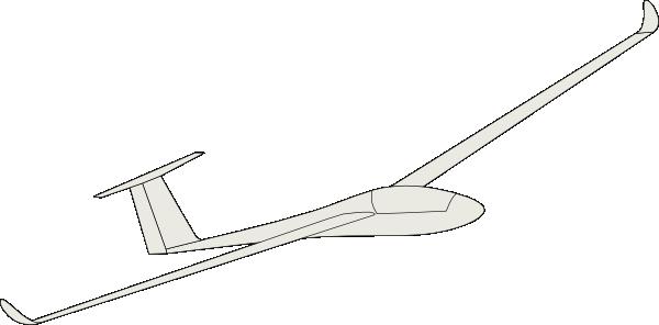 free vector Glider clip art