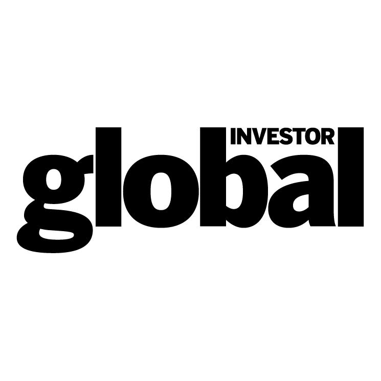 free vector Global investor