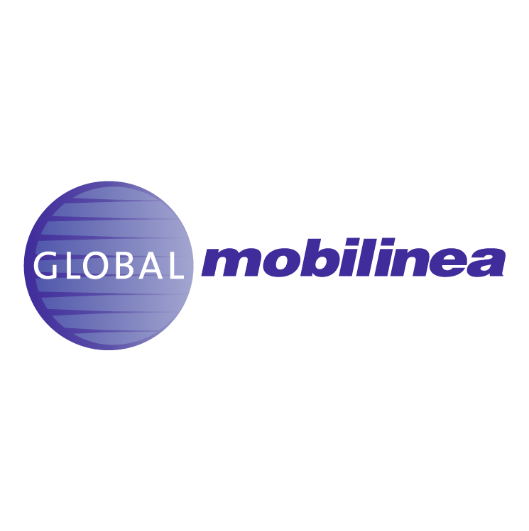 free vector Global mobilinea