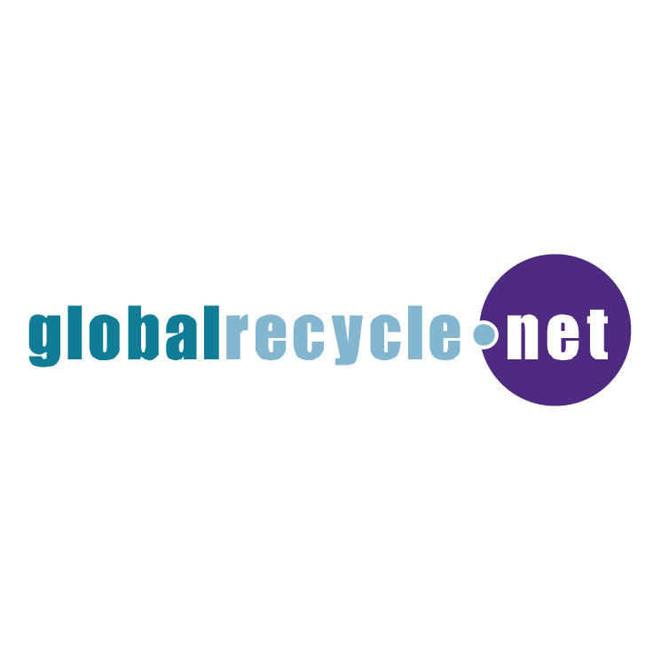 free vector Global recycle
